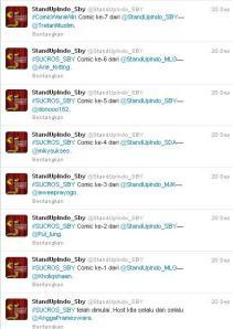#SUCROS_SBY