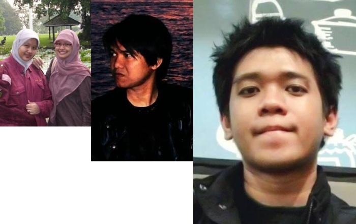 4 orang teman