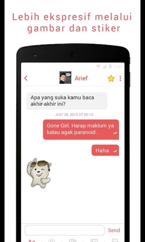 Arief dan Cinta